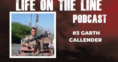 Garth Callender – Life on the Line Podcast