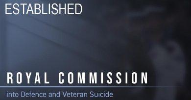 Veteran Suicide Royal Commission established