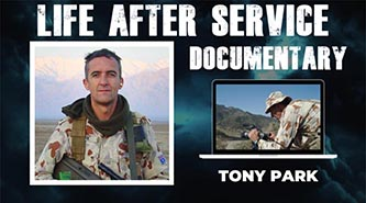 Tony Park – international best seller and 34-year Army Reservist