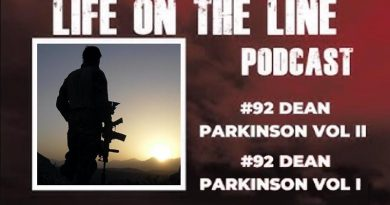 Alex Lloyd interviews former Commando and Afghanistan veteran Dean Parkinson