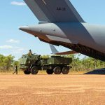 Forces combine for HIMARS live-fire mission