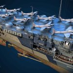 Warships: Recreated in detail