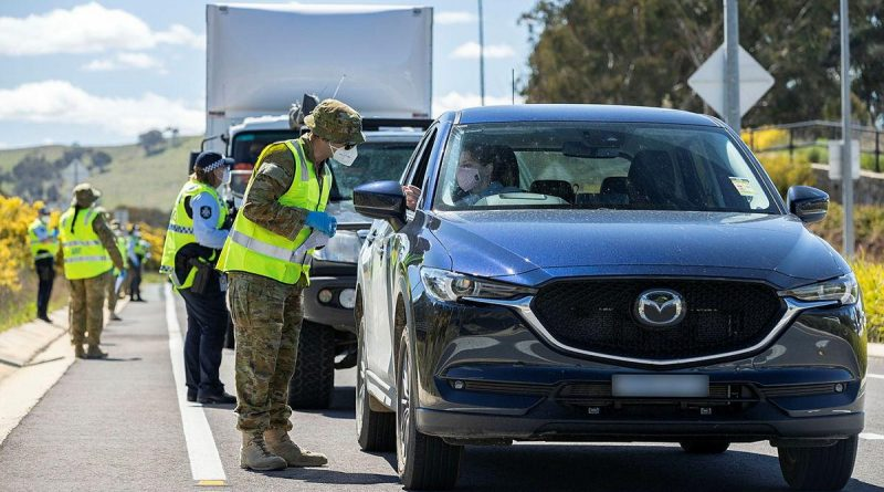 ADF winds up ACT COVID control support