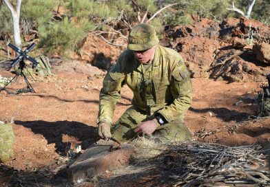 Outback survival skills taught and tested